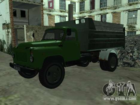 GAZ 53 Truck for GTA San Andreas