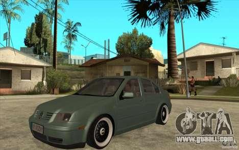 VW Bora for GTA San Andreas