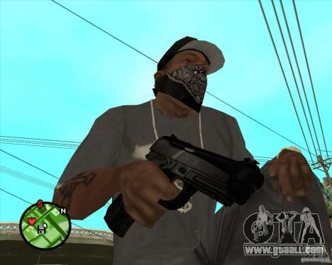 Crosman 31 for GTA San Andreas
