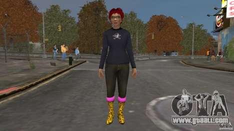 Player Selector for GTA 4 second screenshot