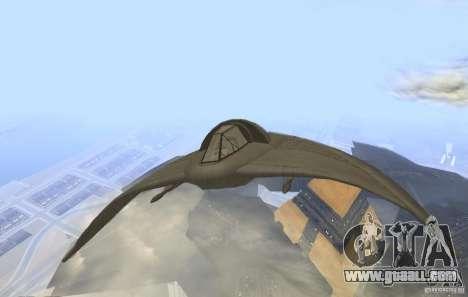 Death Glider for GTA San Andreas