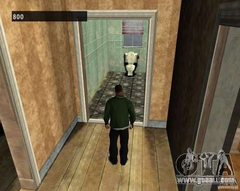 Hidden interiors 3 for GTA San Andreas forth screenshot