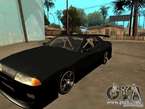 New Tuning Kits for Elegy for GTA San Andreas