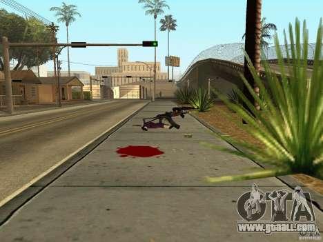 Domestic weapons-version 1.5 for GTA San Andreas sixth screenshot