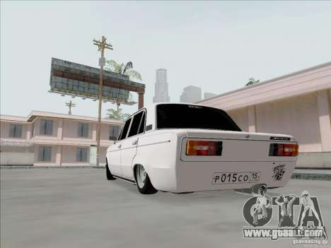 VAZ 2106 BPAN for GTA San Andreas right view