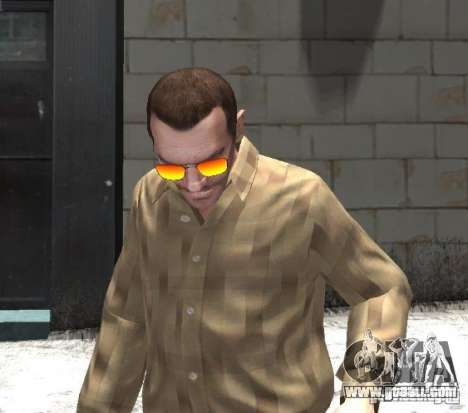 Sunnyboy Sunglasses for GTA 4 second screenshot