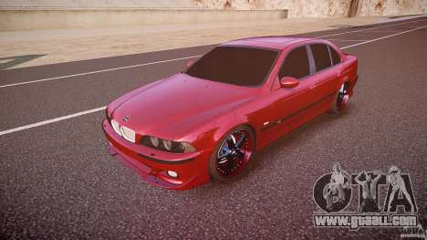BMW M5 E39 Hamann [Beta] for GTA 4