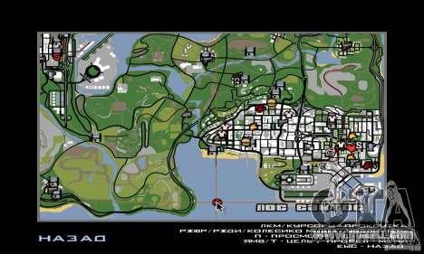 Island of Dreams V1 for GTA San Andreas sixth screenshot