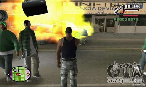 New sight for GTA San Andreas eighth screenshot