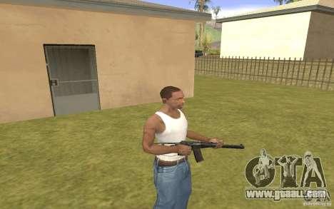 Special machine SHAFT for GTA San Andreas third screenshot