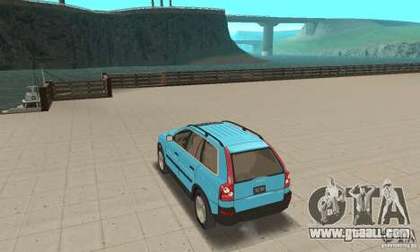 Volvo XC90 for GTA San Andreas