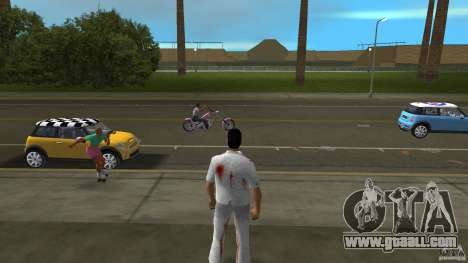 Blood Psycho for GTA Vice City second screenshot