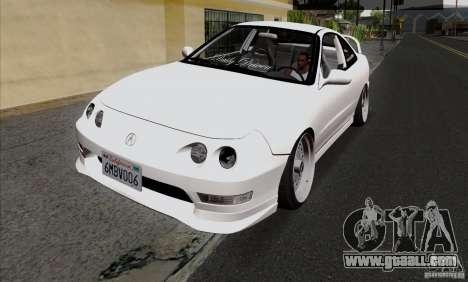 Acura Integra for GTA San Andreas
