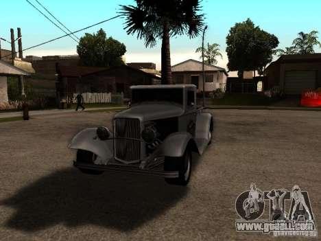 Ford Farmtruck for GTA San Andreas