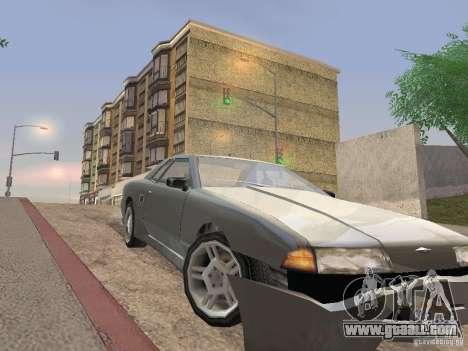 LowEND PCs ENB Config for GTA San Andreas eighth screenshot