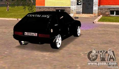 Vaz 2109 Centre Side v2.0 for GTA San Andreas right view
