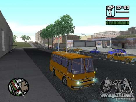 TV 7 for GTA San Andreas