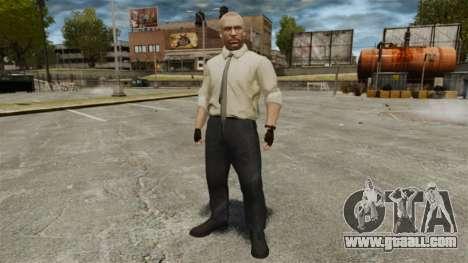 Jason Hudson for GTA 4 forth screenshot