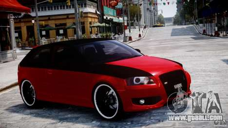 Audi S3 for GTA 4