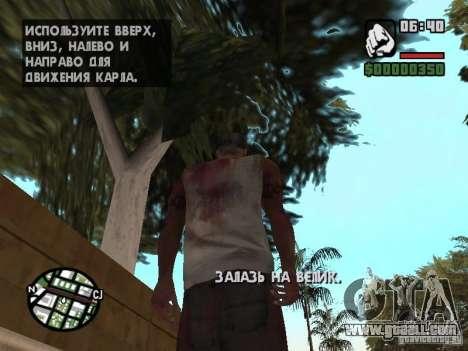 Markus young for GTA San Andreas sixth screenshot