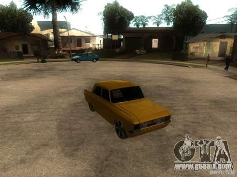 Moskvich 412 Tuning for GTA San Andreas right view