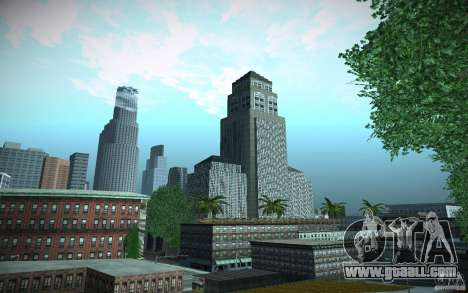 HD Skyscrapers for GTA San Andreas ninth screenshot