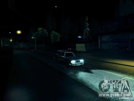 ENBSeries by muSHa for GTA San Andreas sixth screenshot