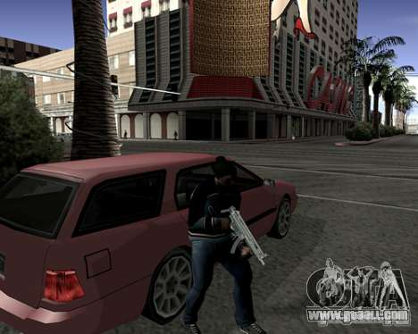 System cover for GTA San Andreas third screenshot