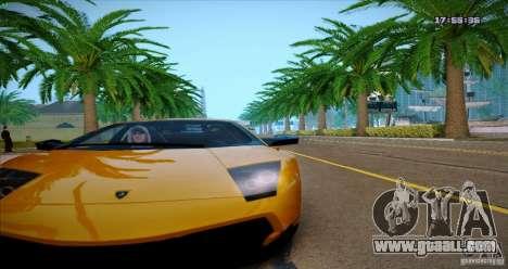 Paradise Graphics Mod (SA:MP Edition) for GTA San Andreas