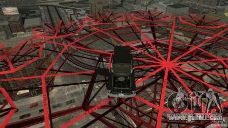 Smith Thunderbolt Mafia II for GTA 4 bottom view