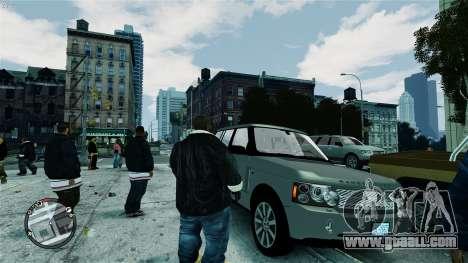 Personal ENB for GTA 4 third screenshot
