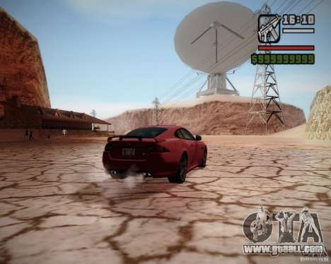 SA DirectX v1.2a for GTA San Andreas fifth screenshot