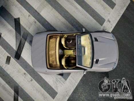 Feltzer BR-12 for GTA 4 back view
