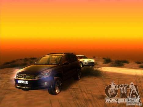 ENBSeries by Fallen v2.0 for GTA San Andreas seventh screenshot