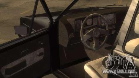 Volkswagen Golf for GTA 4 back left view