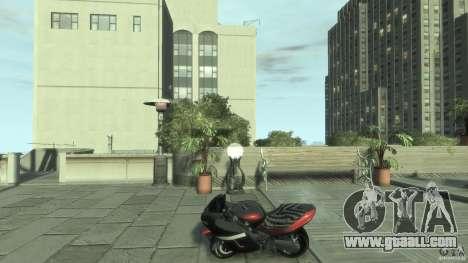 Mini NRG900 for GTA 4 left view