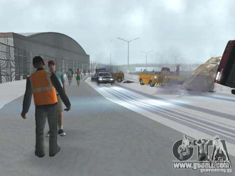 Increase traffic for GTA San Andreas third screenshot