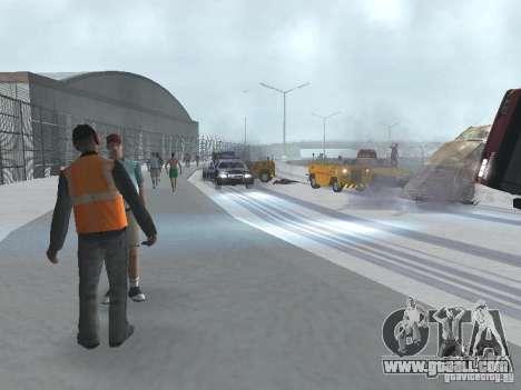Increase traffic for GTA San Andreas third screenshot