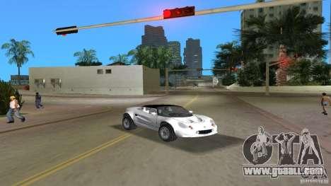 Lotus Elise for GTA Vice City