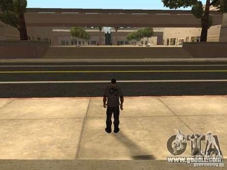 New roads in Los Santos for GTA San Andreas third screenshot