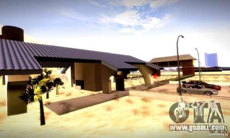 Drag Track Final for GTA San Andreas second screenshot