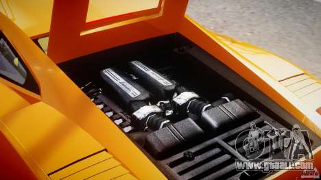 Lamborghini Gallardo Superleggera for GTA 4 side view