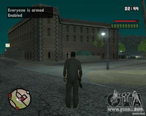 CJ-Mayor for GTA San Andreas seventh screenshot