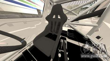 Nissan Silvia S13 DriftKorch [RIV] for GTA 4 inner view