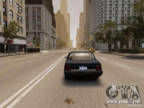 Oldsmobile Cutlass Ciera 1993 for GTA 4 back view
