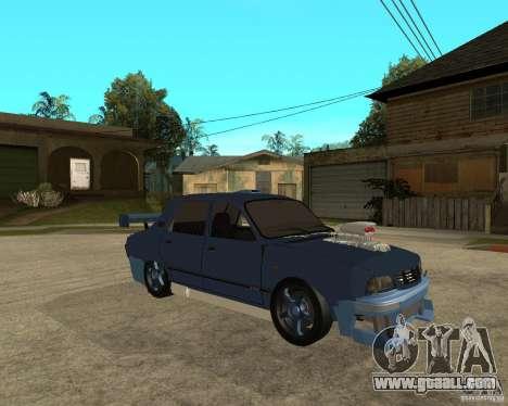 Dacia 1310 tuning for GTA San Andreas right view