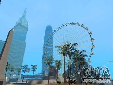 New Dubai mod for GTA San Andreas fifth screenshot