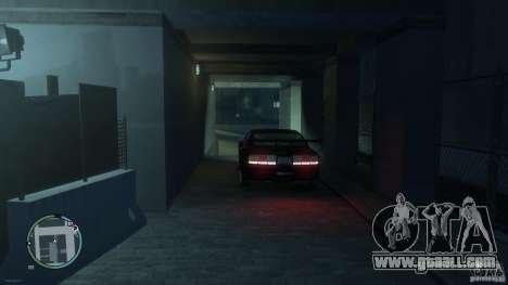 Ford Mustang GTR for GTA 4 back left view