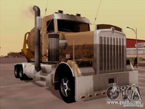 Kenworth W 900 for GTA San Andreas