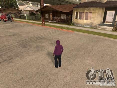 Hood for GTA San Andreas second screenshot